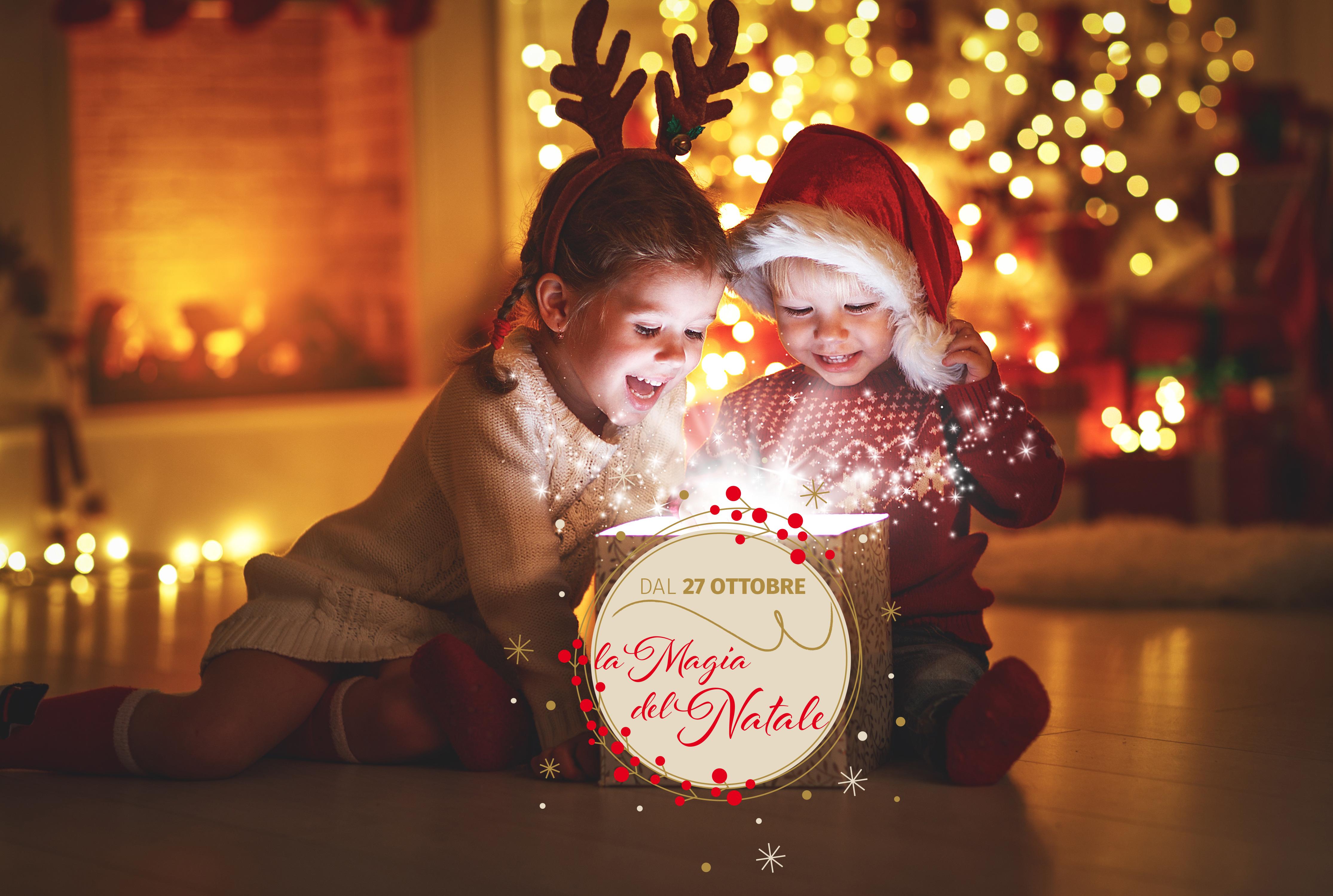 Del Natale.La Magia Del Natale Happyflor